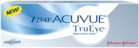 1 DAY ACUVUE TRUE EYE LENTES DE CONTACTO DIARIAS